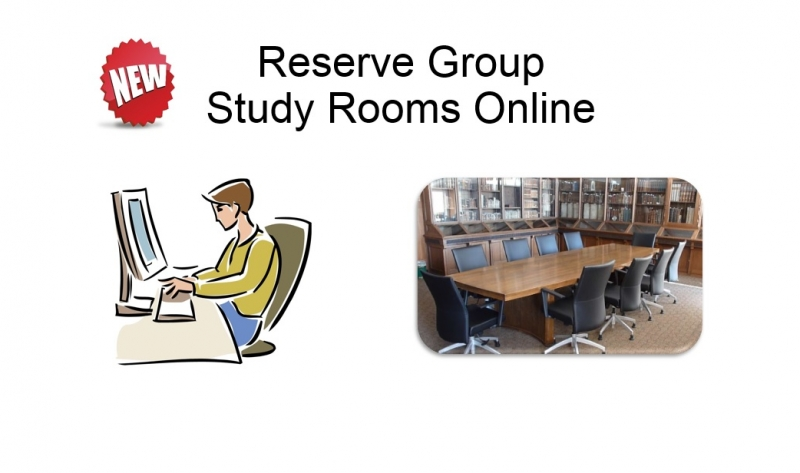 Current NU Students - Reserve Group Study Rooms Online