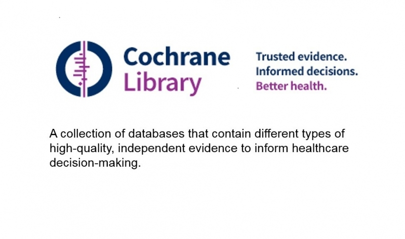 Introducing The Cochrane Library