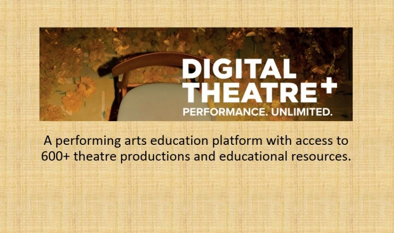 Digital Theatre+
