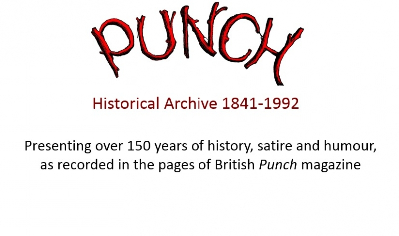 Introducing Punch Historical Archive